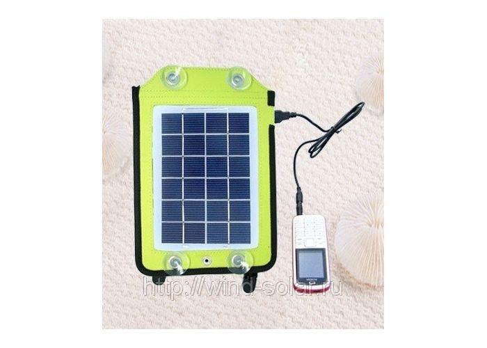 Солнечная батарея для мобильного своими руками